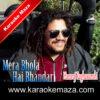 Mera Bhola Hai Bhandari Karaoke (Hindi Lyrics) - Video 1