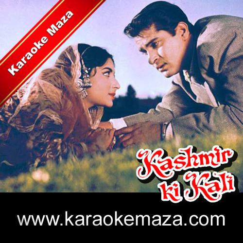 Isharon Isharon Mein Karaoke (Hindi Lyrics) - Video 3