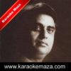 Woh Kagaz Ki Kashti Karaoke (Hindi Lyrics) - Video 1