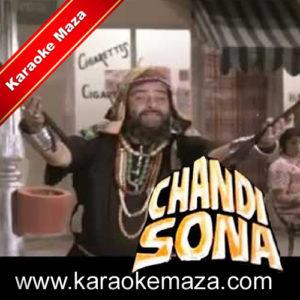 Apna Kya Hai Hum To Anjane Karaoke – Video
