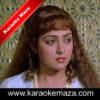 Aayi Zanjeer Ki Jhankar Karaoke - Video 1