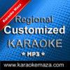 Regional Customized Karaoke MP3 2