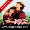 Kaise Mizaj Aap Ke Hai Karaoke (English Lyrics) - Video 2