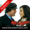 Karvatein Badalte Rahe Karaoke - Video 2
