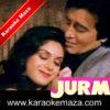 Marne Ke Dar Se Mere Dil Karaoke (With Female Vocals) - Video 1