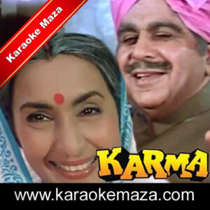 Mera Karma Tu Mera Dharma Tu Karaoke (Hindi Lyrics) – Video