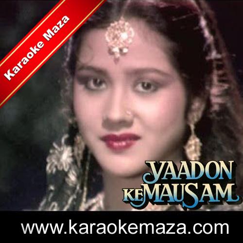 Tujhse Bichhad Kar Zinda Hain Karaoke - Video 3