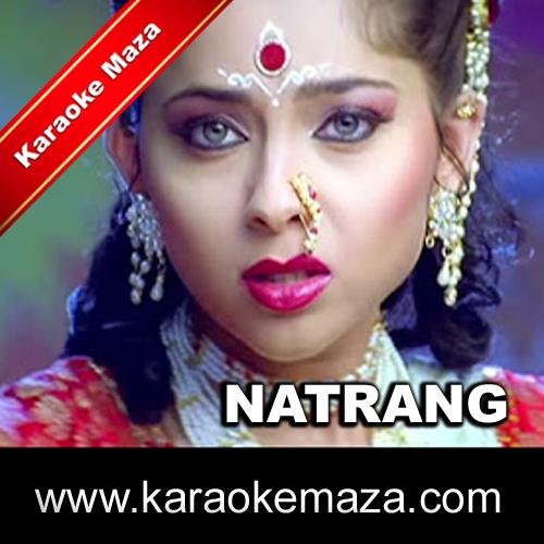 Apsara Aali Karaoke (Hindi Lyrics) - Video 3