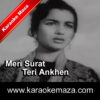 Tere Bin Sune Nain Humare Karaoke (With Female Vocals) - Video 1