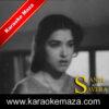 Ajhun Na Aaye Balma Karaoke With Female Vocals (English Lyrics) - Video 2