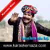 Baras Baras Mhara Inder Raja Karaoke - Mp3 2