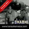 Chal Ud Ja Re Panchhi Karaoke (Hindi Lyrics) - Video 2