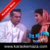 Dil Ne Phir Yaad Kiya Karaoke With Male Vocals - Mp3 1