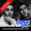 Hum Aur Tum Aur Yeh Sama Karaoke With Female Vocals - Mp3 1