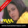 Maa Hi Mandir Maa Hi Pooja Karaoke (English Lyrics) - Video 1