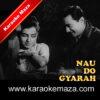 Aankhon Mein Kya Ji Karaoke - Mp3 1