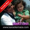 Chanda Hai Tu Mera Karaoke (English Lyrics) - Video 1