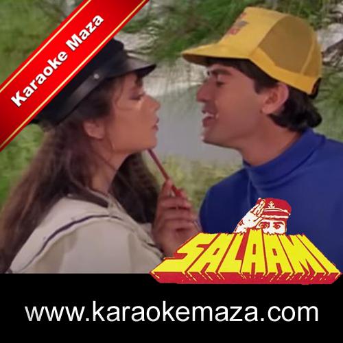 Chehra Kya Dekhte Ho Karaoke (Hindi Lyrics) - Video 3