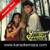 Gazab Ka Hai Din Karaoke (Hindi Lyrics) - Video 1