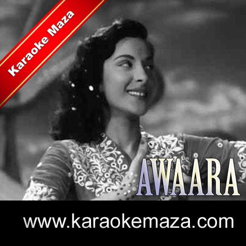 Ghar Aaya Mera Pardesi Karaoke (Hindi Lyrics) - Video 3