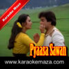 In Haseen Wadiyon Se Karaoke (Hindi Lyrics) - Video 2