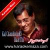 Kal Chaudhvi Ki Raat Thi Karaoke - Mp3 1
