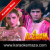 Main Aaya Tere Liye Karaoke - Mp3 2