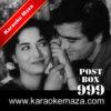 Neend Na Mujhko Aaye Karaoke With Female Vocals (Hindi Lyrics) - Video 1