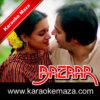 Phir Chhidi Raat Karaoke - Mp3 1