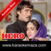 Pyaar Karne Wale Kabhi Karaoke With Female Vocals - Mp3 1