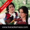 Tera Phoolon Jaisa Rang Karaoke - Mp3 2