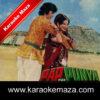 Tere Mere Pyaar Ki Bandh Gayi Karaoke (Hindi Lyrics) - Video 1