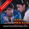 Aaya Mausam Dosti Ka Karaoke With Female Vocals (English Lyrics) - Video 1