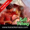 Aaj Na Chhodenge Karaoke With Female Vocals - Mp3 1