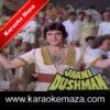 Tere Haathon Mein Pehana Ke Karaoke (Hindi Lyrics) - Video 2