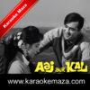 Yeh Wadiyan Yeh Fizayen Karaoke (English Lyrics) - Video 1