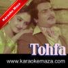 Albela Mausam Karaoke (Hindi Lyrics) - Video 1