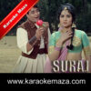Chehre Pe Giri Zulfein Karaoke (Hindi Lyrics) - Video 1