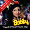 Jhoot Bole Kauwa Kate Karaoke (Hindi Lyrics) - Video 1