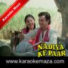Kaun Disa Mein Leke Karaoke (Hindi Lyrics) - Video 1