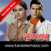 Main Chali Main Chali Karaoke With Female Vocals - Mp3 1