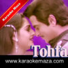 Pyar Ka Tohfa Tera Karaoke With Female Vocals (Hindi Lyrics) - Video 2
