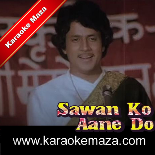 Teri Tasveer Ko Seene Se Karaoke (Hindi Lyrics) - Video 3