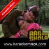 Aaj Subah Jab Main Jaga Karaoke With Female Vocals (English Lyrics) - Video 1