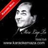 Mere Liye To Bas Wohi Karaoke - Mp3 2
