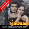 Tu Rootha To Main Ro Dungi Karaoke (Hindi Lyrics) - Video 2