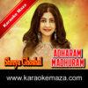 Adharam Madhuram Vadanam Karaoke (Hindi Lyrics) - Video 2