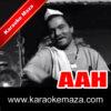Chhoti Si Ye Zindgani Re Karaoke - Mp3 1