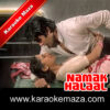 Aaj Rapat Jaaye To Karaoke With Female Vocals - Mp3 1