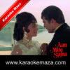Achcha To Hum Chalte Hain Karaoke (English Lyrics) - Video 2